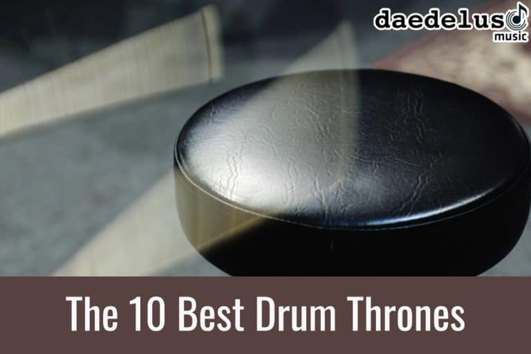 The 10 Best Drum Thrones