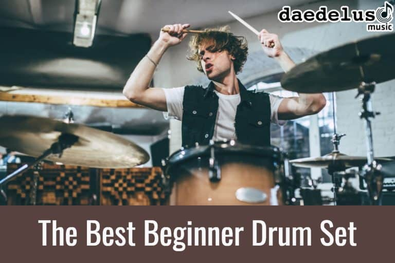 The Best Beginner Drum Set - Daedelus Music