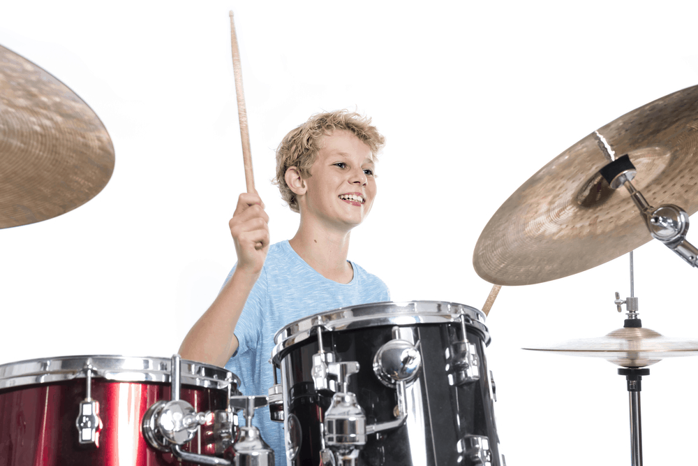 What Age Groups are Junior Drum Sets Designed For?