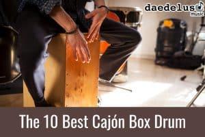 The Best Cajon Drum - Daedelus Music