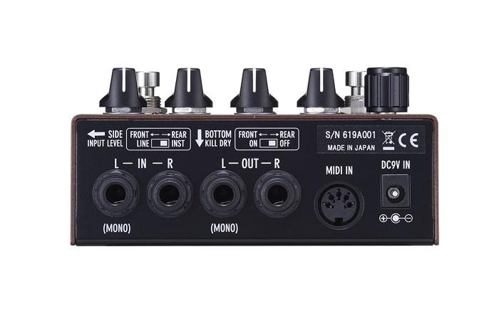 mono reverb pedals