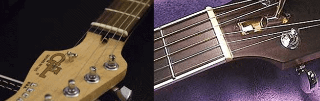 adjust the truss rod: